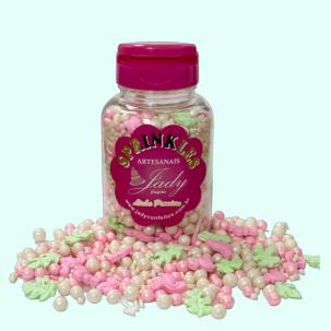 Sprinkles Premium Flamingos Cód.P549 (Pote c/ 100g)