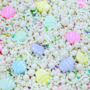 Sprinkles Cupcakes Cód.555 (Pacote c/ 50g)