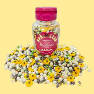 Sprinkles Premium Girassol  Cód. P556 (Pote c/ 100g)