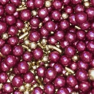 Sprinkles Marsala Gold Cód. 563 (Pacote c/ 50g)