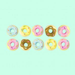 Donuts P Cód.643 (Pct. c/ 10 pçs. Med. 1,2cm)