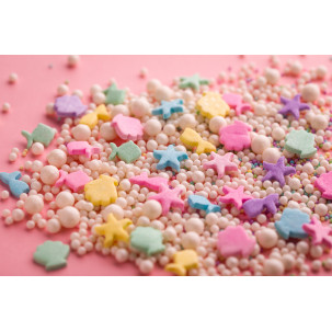 Sprinkles Oceano Cód.536 (Pacote c/ 50g)