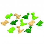 Dinossauros Mini Cód.393 (Pacote c/ 12 pçs. Medidas 2cm x 1,5cm)