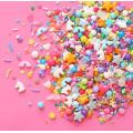 Pérolas e Sprinkles
