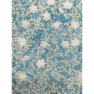 Sprinkles Floco de Neve Cód.533 (Pacote c/ 50g)