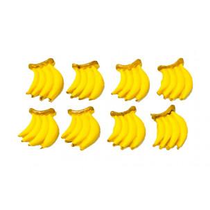 Banana Cód.615 (Pacote c/ 8 Pças)