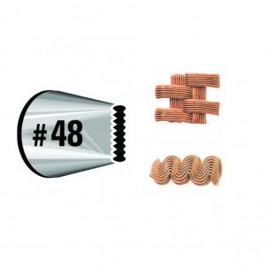 Bico De Confeitar Cesta M 48 Wilton
