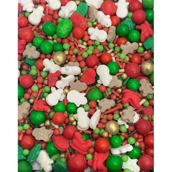 Sprinkles Natal 1 Cód.519 (Pacote c/ 50g)