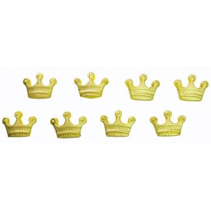 Corôa de Rei Cód.424 (pacote c/ 8 pçs)