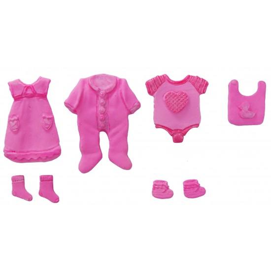 Varal Baby Cód.417 (Pacote c/ 8 pçs)