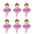 Bailarinas / Princesas / Corôas
