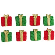 Natal Presente de Natal Cód.246 (Pacote c/ 8 pçs)