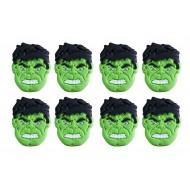 Hulk Cód.478 (pacote c/ 8 pçs)