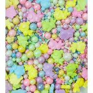 Sprinkles Páscoa II Cód.526  (Pacote c/ 50g)