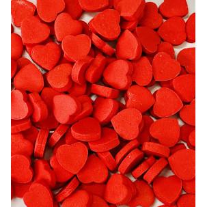 Mini Coração todas as cores Cód.263 (Pacote c/ 15g)